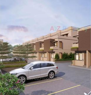 Elevation of real estate project Aditya Bungalows located at Ahmedabad, Ahmedabad, Gujarat