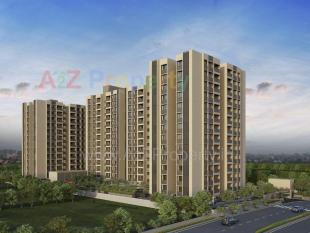 Elevation of real estate project Orchid Exotica located at Makarba, Ahmedabad, Gujarat