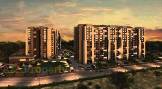 Elevation of real estate project Riviera Elite located at Shela, Ahmedabad, Gujarat