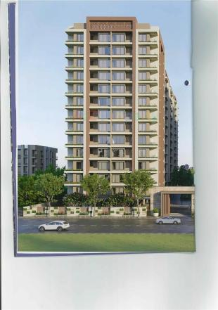 Elevation of real estate project Gopinath Heights located at Surat, Surat, Gujarat