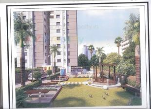 Elevation of real estate project Mahi Residency located at Umra, Surat, Gujarat