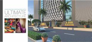 Elevation of real estate project Raghuvir Platinum located at Kumbhariya, Surat, Gujarat