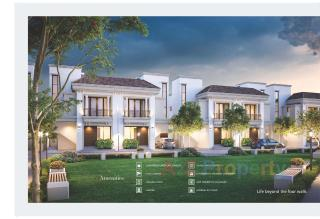 Elevation of real estate project Aarya Elite    I located at Kalali, Vadodara, Gujarat