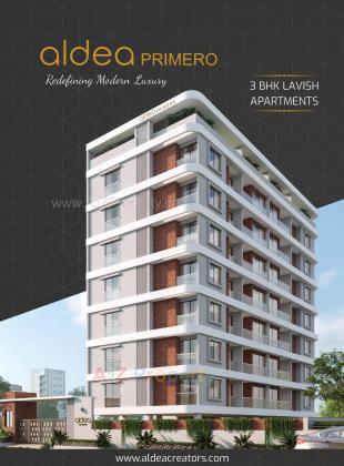 Elevation of real estate project Aldea Primero located at Vadodara, Vadodara, Gujarat