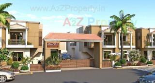 Elevation of real estate project Ananta Shubharambh located at Khatamba, Vadodara, Gujarat