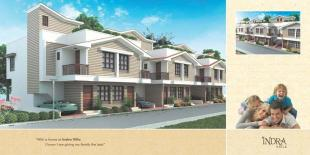 Elevation of real estate project Indra Villa located at Bill, Vadodara, Gujarat