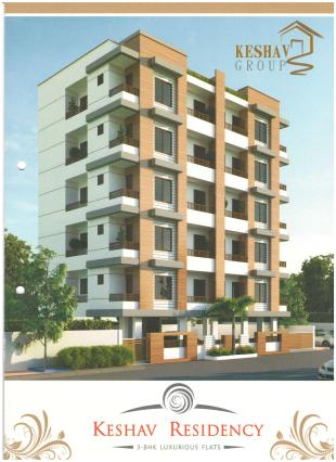 Elevation of real estate project Keshav Residency located at Undera, Vadodara, Gujarat