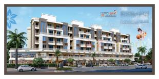 Elevation of real estate project Kuber Expressions located at Ratanpur, Vadodara, Gujarat
