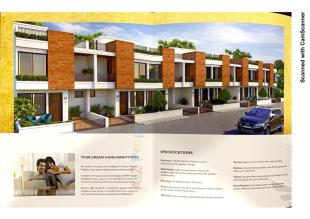 Elevation of real estate project Pushpak Heights    I located at Undera, Vadodara, Gujarat