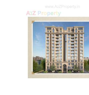 Elevation of real estate project Red Coral Hamptons located at Gotri, Vadodara, Gujarat