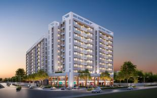 Elevation of real estate project Shantanu Green located at Vadodara, Vadodara, Gujarat