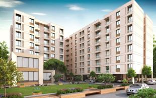 Elevation of real estate project Shivalay Green located at Ankhol, Vadodara, Gujarat