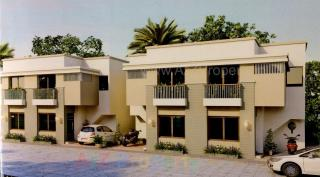 Elevation of real estate project Shree Rangam Kutir located at Khatamba, Vadodara, Gujarat