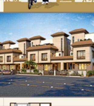 Elevation of real estate project Shreenathji Darshan located at Ankhol, Vadodara, Gujarat