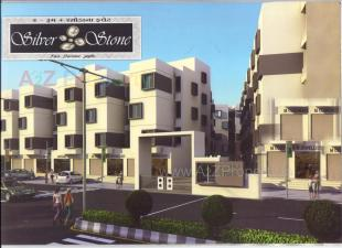Elevation of real estate project Silver Stone located at Kapurai, Vadodara, Gujarat