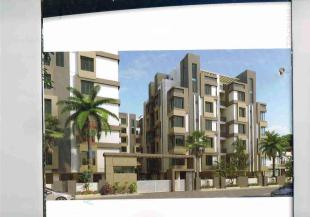Elevation of real estate project The Planet located at Bill, Vadodara, Gujarat