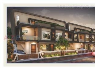 Elevation of real estate project Vallabh Orchid located at Savad, Vadodara, Gujarat