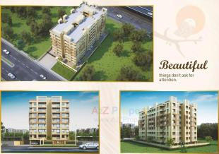 Elevation of real estate project Varniraj Palace located at Kapuri, Vadodara, Gujarat