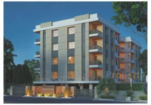 Elevation of real estate project Yogiraj Dreams located at Kasba, Vadodara, Gujarat